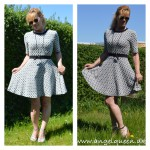 Helga dress and Sun