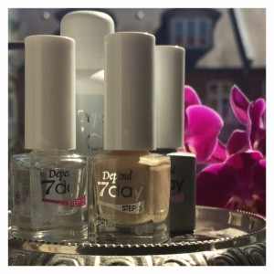 Nude nail Depend 5