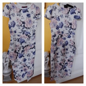 New in Floral dress Miss Martins