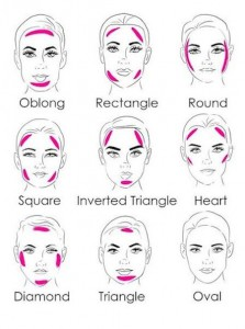 To highlight your beautiful facial features 4