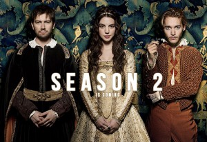 Battling my sinuses watching Reign