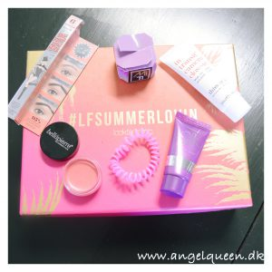 July Beauty box